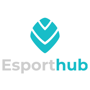 Esport hub logo mobile
