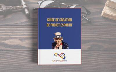 Guide de Création de Projet Esportif